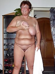 German, Bbw boobs, German amateur