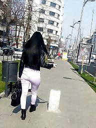 Spy, Romanian, Sexy ass, Amateur ass