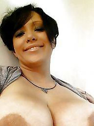 Big nipples, Busty