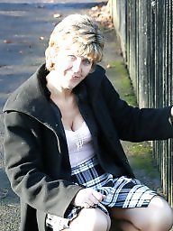 Stockings, Uk mature, Mature stocking, Mature uk