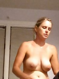 Wife, Huge tits, Huge boobs, Huge, Body, Blonde wife