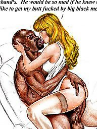 Interracial cartoon, Drawings, Interracial cartoons, Drawing, Draw, Cartoon interracial