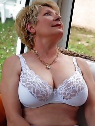 Mature lingerie, Stocking mature