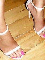Asian, Foot, Iranian