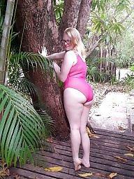 Posing, Chubby amateur, Bbw redhead, Amateur chubby