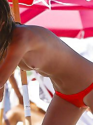 Beach, Italian, Topless, Celebrate actress