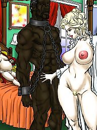Interracial cartoon, Cartoons, Interracial, Interracial cartoons, Cartoon interracial, Bisexual