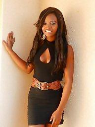 African, Black, Public nudity, Ebony amateur, Beautiful
