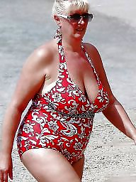 Busty mature, Mature beach, Busty, Beach granny, Granny beach, Mature granny