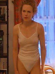White panties, White