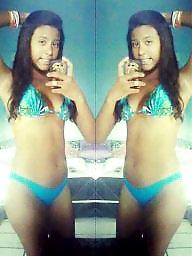 Downblouse, Cleavage, Bikini, Teen bikini