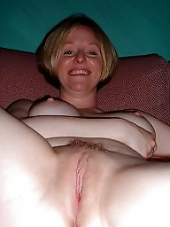 Stocking hairy, Hairy milf