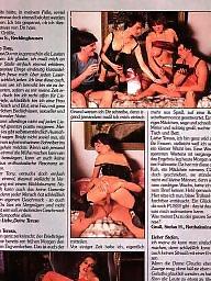 Pussy, Retro, Magazine