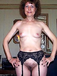 Hairy mature, Natural, Hairy matures, Mature women