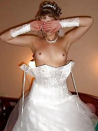 Bride, Brides, Amateur boobs
