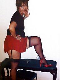 Mature stockings, Mature stocking, Mature slut, Sluts, Amateur stocking, Slut mature