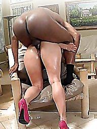 Dicks, Ebony interracial