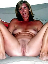 Spreading, Mature spread, Mature spreading, Open, Spread, Wives