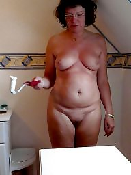 Naked mature