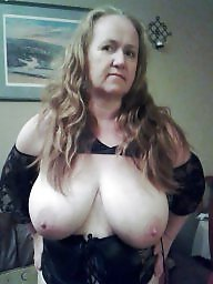 Mature bbw, Bbw boobs
