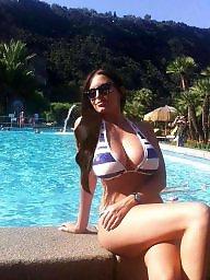 Big tits, Italian