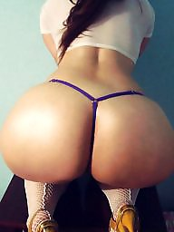 Bbw, Big round asses, Round