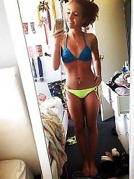 Cleavage, Teen bikini, Bikinis, Sexy