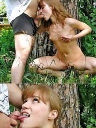 Dogging, Public nudity