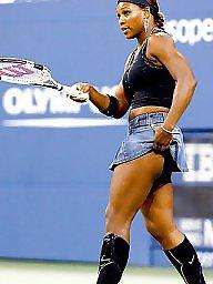 Upskirt, Upskirts, Celebrity, Tennis