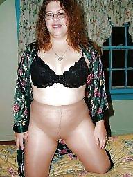 A bra, Pantyhose ass