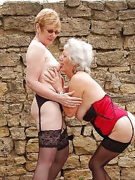 Granny, Lesbian granny, Granny lesbian