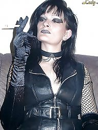 Smoking, Leather, Latex, Smoke