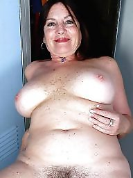 Hairy mature, Mature hairy, Tits, Beautiful mature, Beautiful