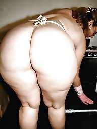 Fat, Kitchen, Fat mature, Housewife, Big butt, Old fat