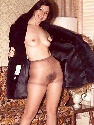Vintage, Pantyhose, Vintage celebrity, Fetish