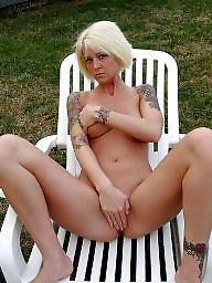 Blonde, Blonde milf, Hot milf