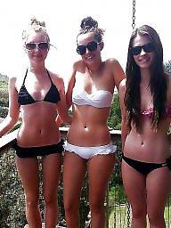 Bikini, Group, Teen bikini