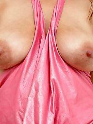Pink, Busty milf, Pretty