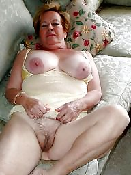 Granny amateur, Mature grannies