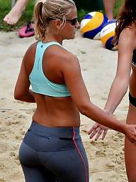 Blonde ass