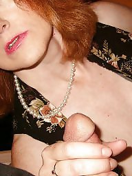 Redhead wife, Exposed