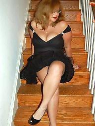 Mature stocking, Mature stockings, Mature hot