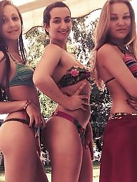Italian, Teen bikini, Amateur bikini