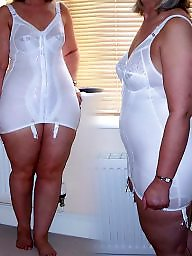 Girdle, Amateurs, Girdle stockings