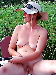 Flashing, Flash, Wife flashing, Wife in public