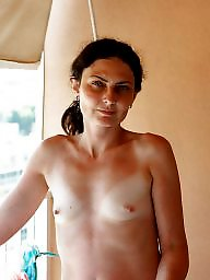 Small tits, Puffy, Big nipples, Small, Teen big tits, Mature big tits
