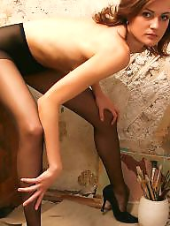 Pantyhose, Stockings, Legs, Legs stockings