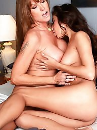 Aunt, Old and young, Mature lesbian, Lesbian mature, Old mature, Young and old