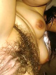 Hairy wife, Wifes tits, My wife tits