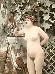 Vintage tits, Old tits